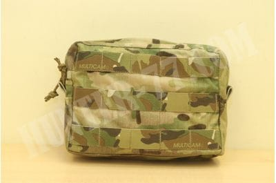 "TYR Tactical® General Purpose Pouch - Medium 8""x 6"" multicam TYR-GP086-MC-MD"