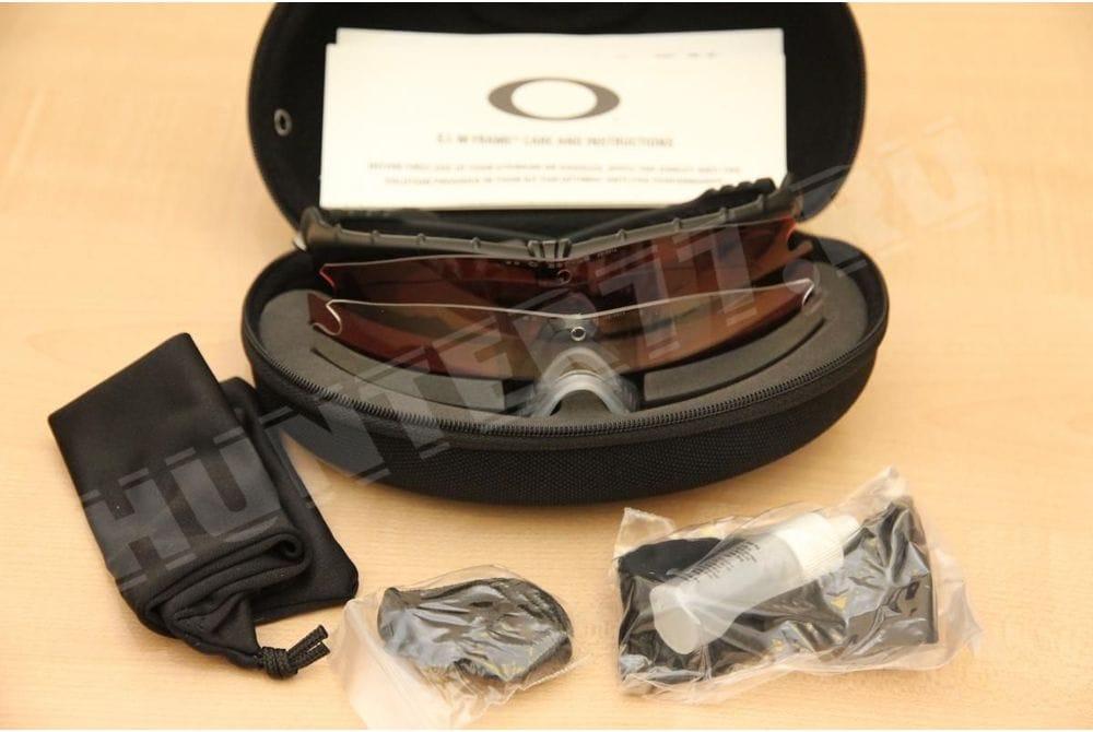 Очки Oakley SI Ballistic 3 линзы M Frame 3.0 TR22 + TR45+Clear