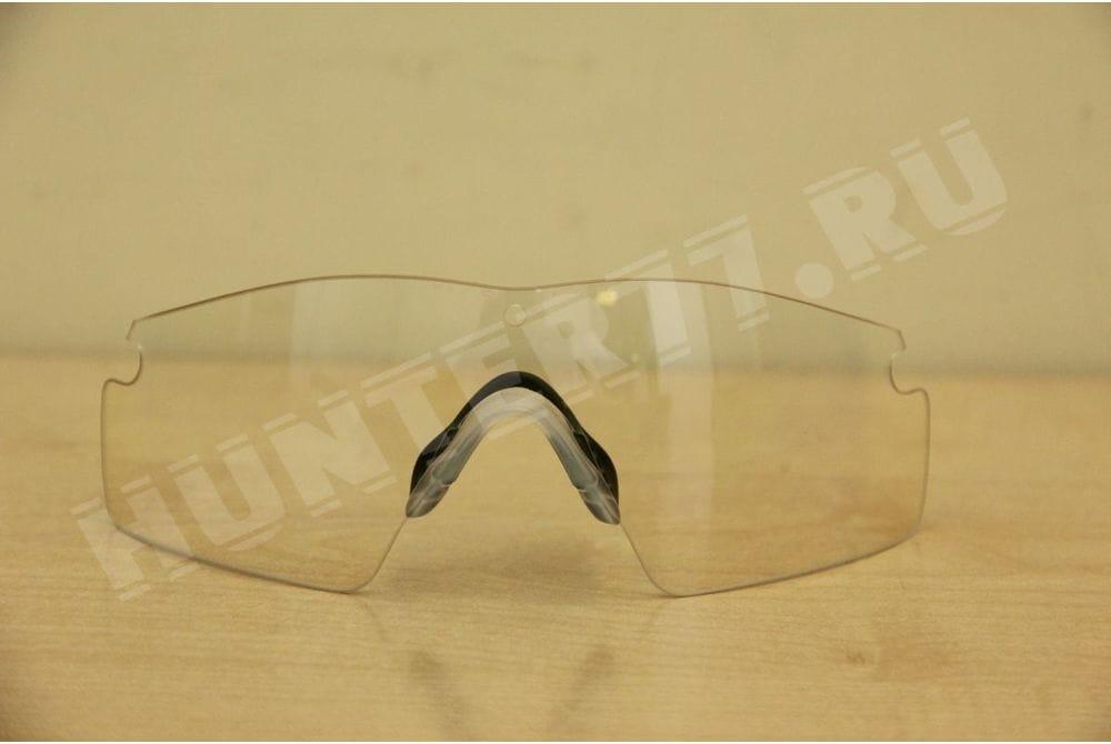 Линза прозрачная Oakley 3.0 баллистическая Окли