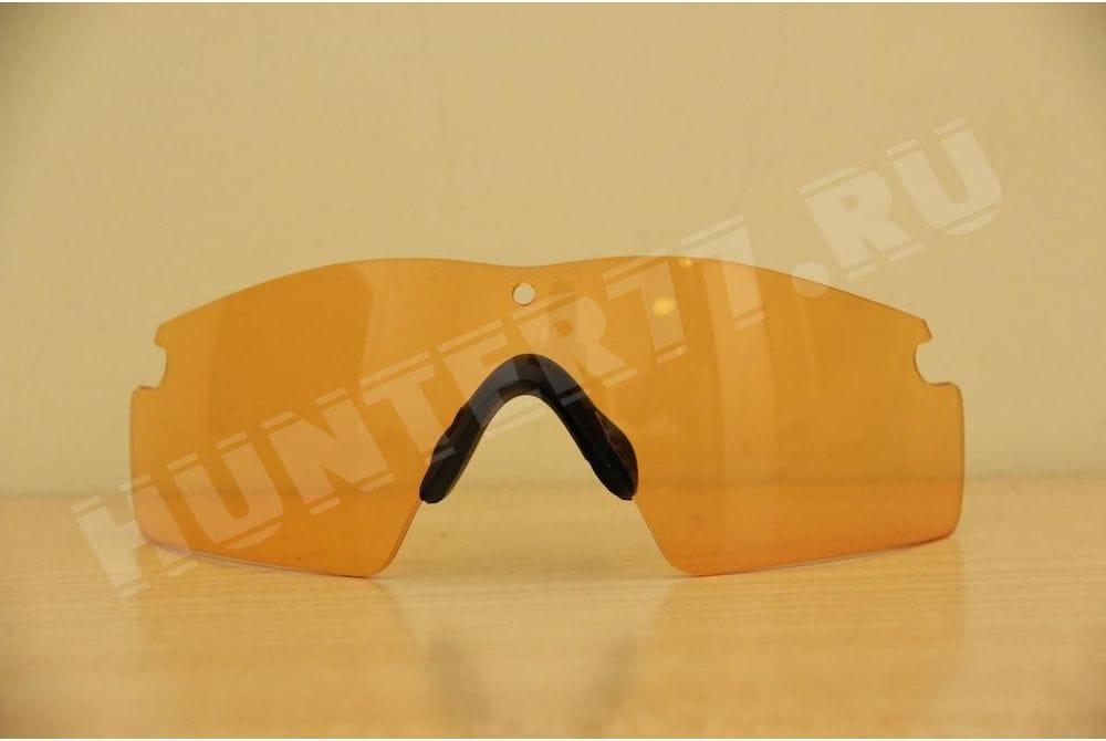 Линза оранжевая Oakley Persimmon 3.0 баллистическая Окли