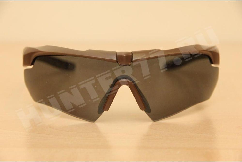 Стрелковые (баллистические) очки ESS Crossbow Койот 740-0463