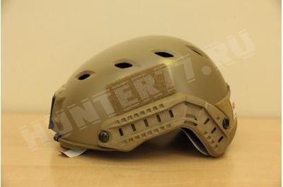 OPS-CORE FAST BUMP HIGH CUT HELMET Urban Tan