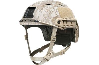 Helmet FAST BUMP Desert Marpat Ops-core polycarbonate