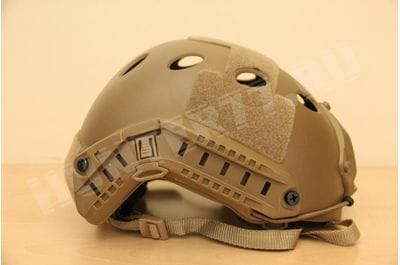 Шлем Bump Helmet Coyote Chase Tactical
