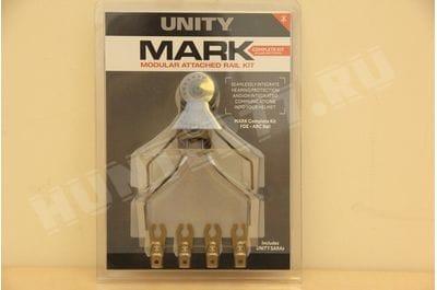 Крепление наушников Unity Tactical MARK на Ops-core