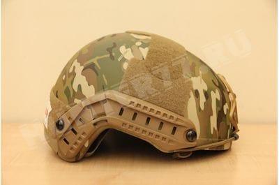 Шлем Ops-core FAST HIGH CUT Ballistic Helmet Multicam