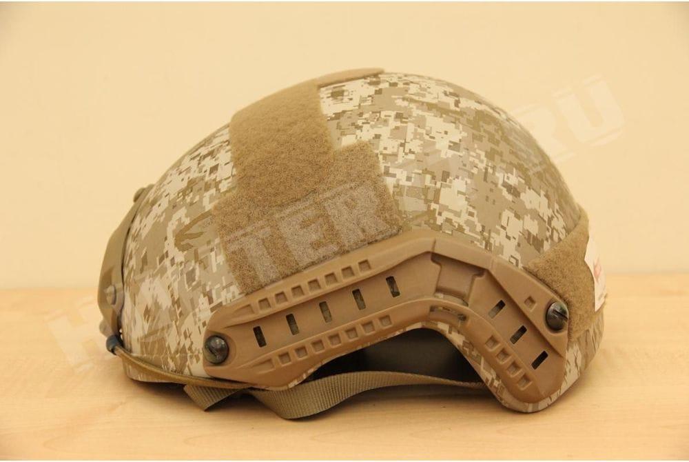 Шлем баллистический Ops-core FAST Ballistic Helmet DESERT MARPAT
