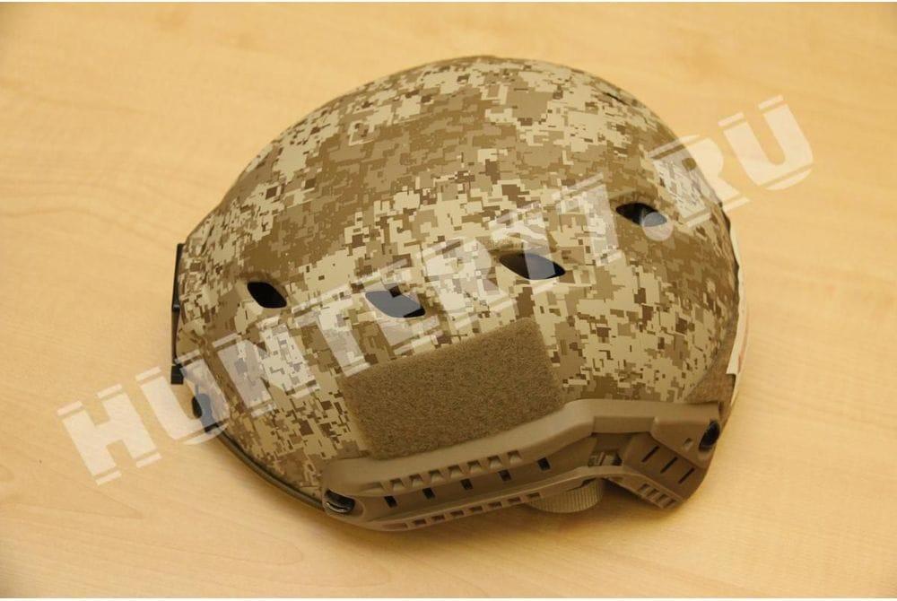 Прыжковый шлем Ops-core FAST Base Jump Military Helmet desert MARPAT