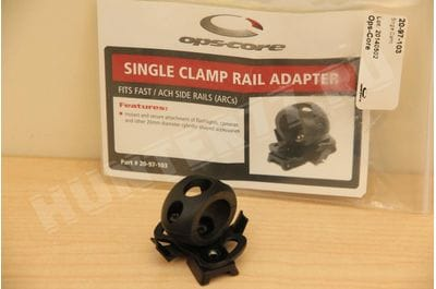 Single Clamp RAIL Adapter Ops-core