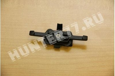Ops-Core adapter for mounting Contour HD camera