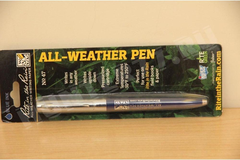 Всепогодная ручка синяя № 47 Rite in the Rain