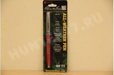 All Weather Standard Clicker Pen red No. 57 Rite in the Rain