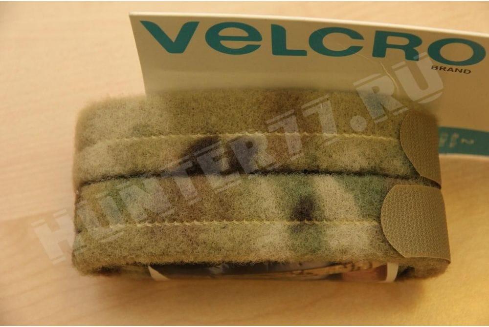 Велкро-ремень 1,2мх2,5см мультикамм для утяжки грузов