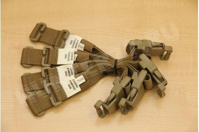 Fastening system 5.11 Tactical Tier System Rush tan universal