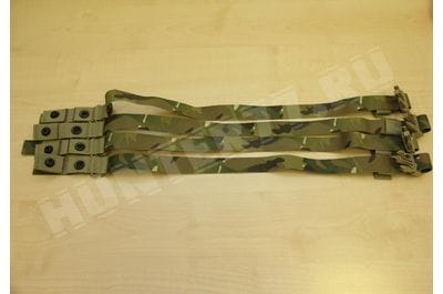 Eagle Industries multicam universal fastening system