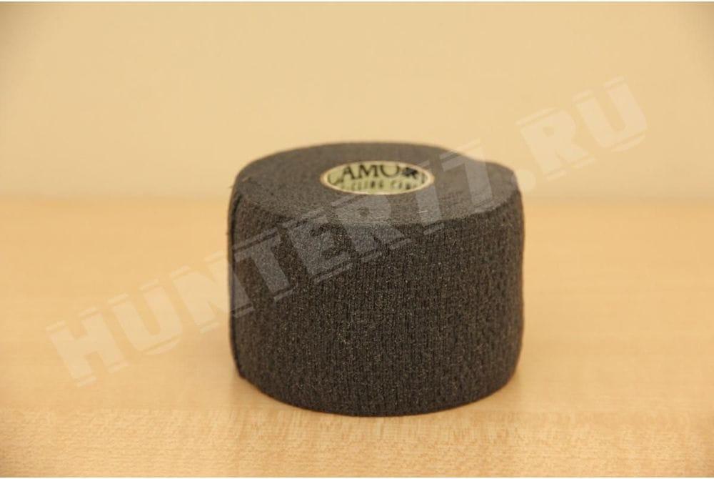 Лента эластичная Urban Black/Gray Camo Form