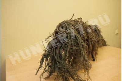 Ghillie Sniper Rifle Wrap Mossy Camouflage Camo Mossy