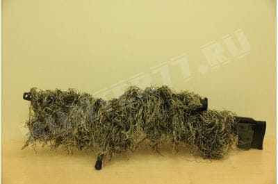 Ultralight Ghillie Rifle Wrap - Mossy