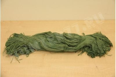 Jute natural Lime Green 24 gilles