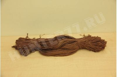 Brown natural jute 24 gilly