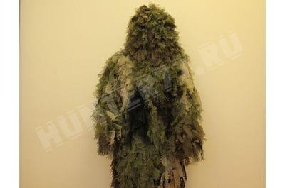 Костюм Woodland BUSHRAG Chameleon снайпера Ultra-Light Weight Ghillie Suit