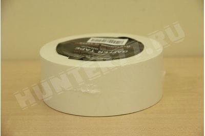 Профессиональная изолента 5см х 27м Белая, водостойкая
