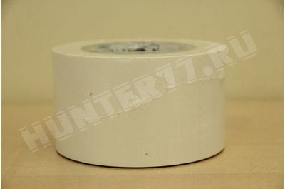 Professional electrical tape 7.5cm x 27m White, waterproof