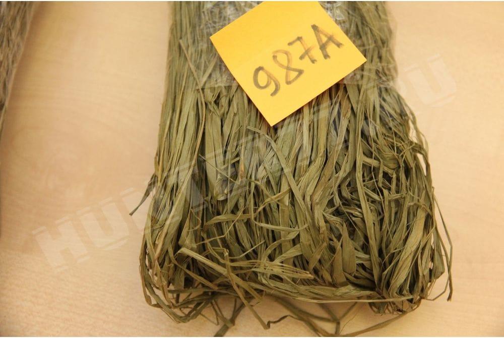 """Длинный лист """"осока"""" OD Green (987A) для гилли"""