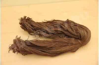 """Джут натуральный 31"""" однослойный коричневый"""