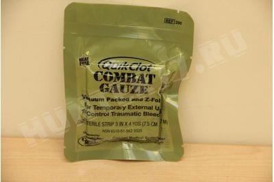 Bandage QuikClot Combat Gauze Combat Gause 3