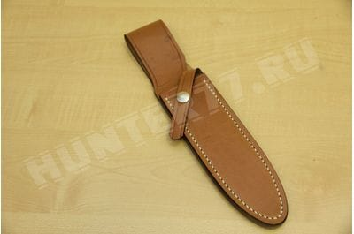 7,5 dm leather sheath