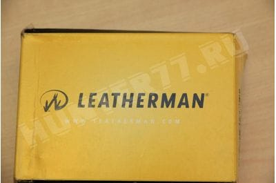 Мультитул Leatherman Wave X0001IXIDF Oxide Finish
