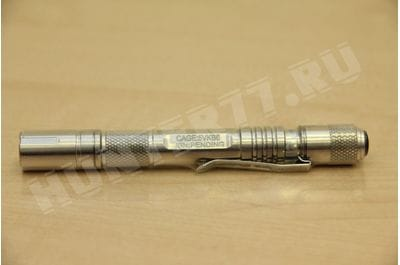 AAA Titanium - Inspection : AAAx2 Extreme - Tactical Light by Maratac