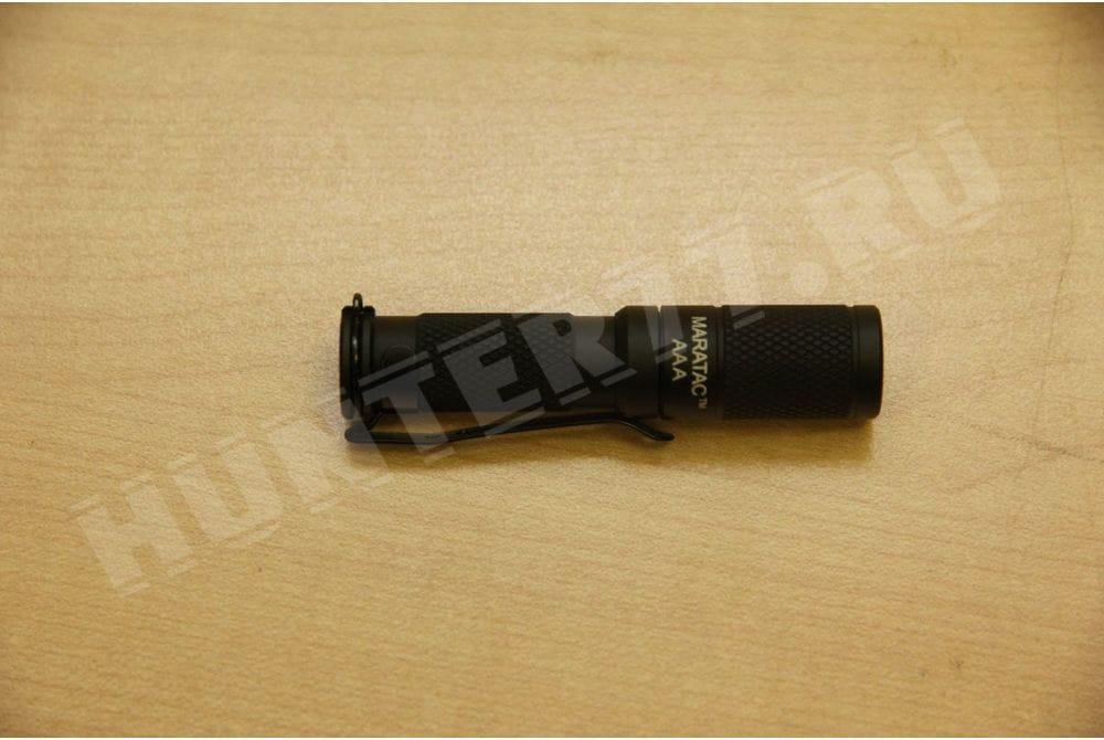 Анодированный алюминиевый фонарик светодиодный тактический 145 люм