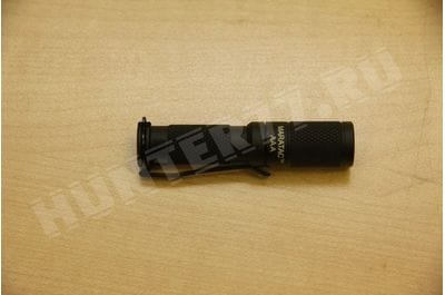 Anodized Aluminum AAA Flashlight by Maratac ™ Rev 5 tactical 145 lum