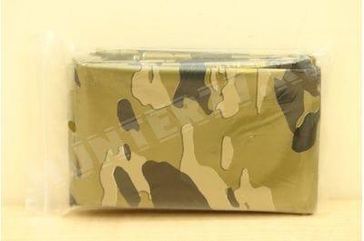 Спасательное одеяло Titan Woodland Camo двухсторонее