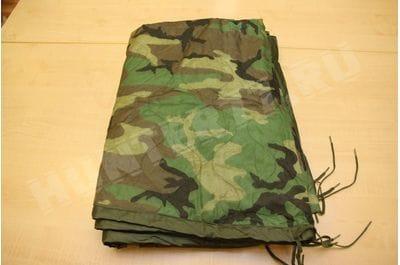 Одеяло-пончо армии США вудланд