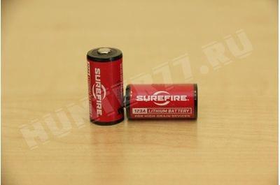 Батарея SureFire CR123A lithium batteries SF123A