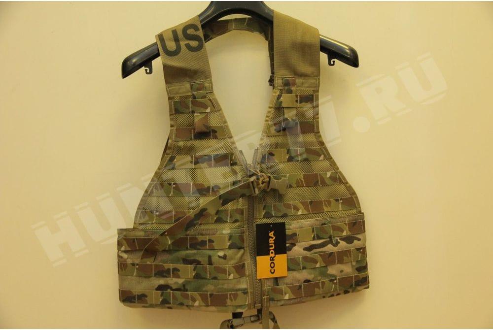 Военный разгрузочный жилет Multicam армии США