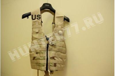 Desert Camo Fighting Load Carrier Load Bearing Vest (FLC)