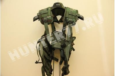 Woodland US Army Military Tactical Grenade Carrier Load Bearing Cargo LBV GI Vest USGI MILITARY