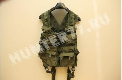US Army Helicopter Pilot Vest MILITARY AIRCREW SURVIVAL VEST TYPE I