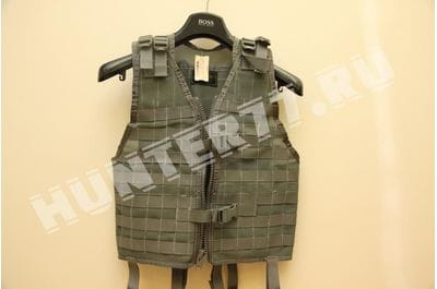 Patriot Performance Materials Modular Mesh Vest (MMV) Foliage green US ARMY