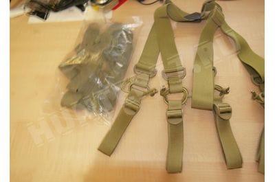 FLYYE X Belt Suspenders 1000D Cordura BK/RG/KH/OD FY-BT-B004