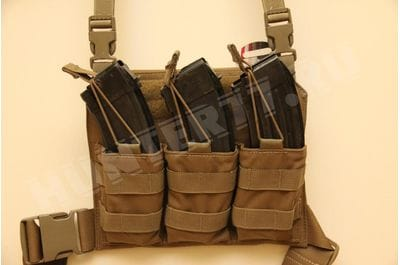 Go time chest rig