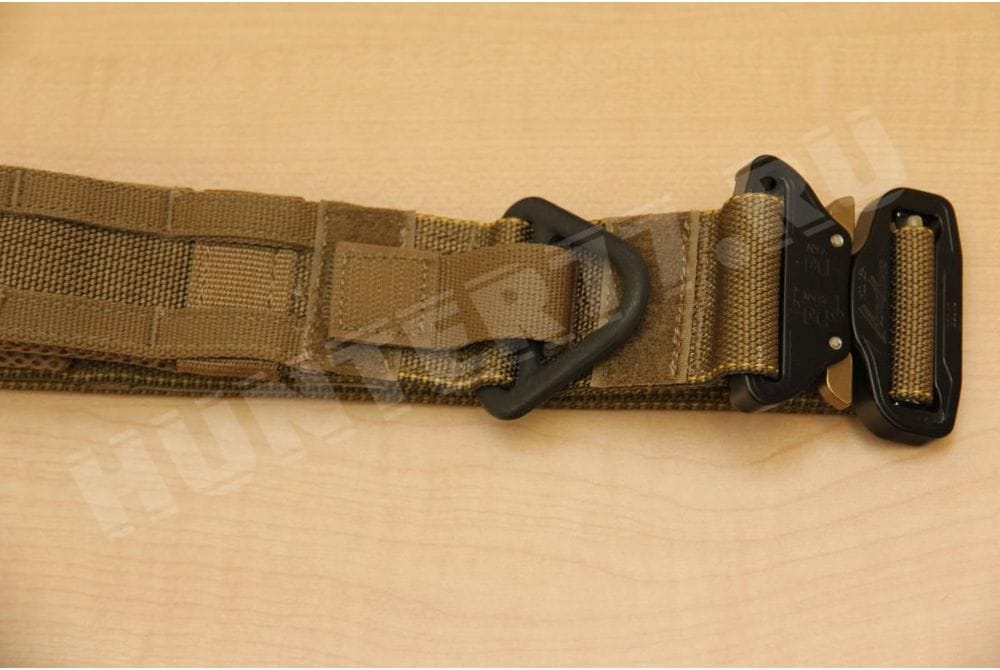 Ремень TYR Tactical Rigger Style Belt тан