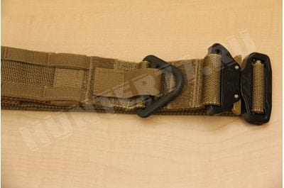 Ремень TYR Tactical Rigger Style Belt тан