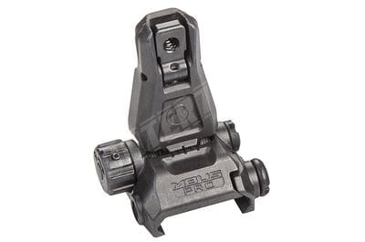 Прицел задний MAG276 MBUS Pro Offset Rear Magpul® Back-Up Sight (целик)