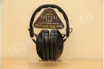 Активные наушники Tactical 100 Peltor Sport 3M