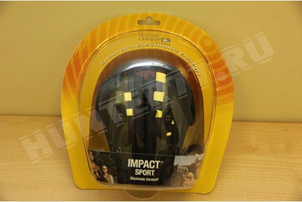 Активные наушники Howard Leight Impact Sport ELECTRONIC EARMUFFS R-01526